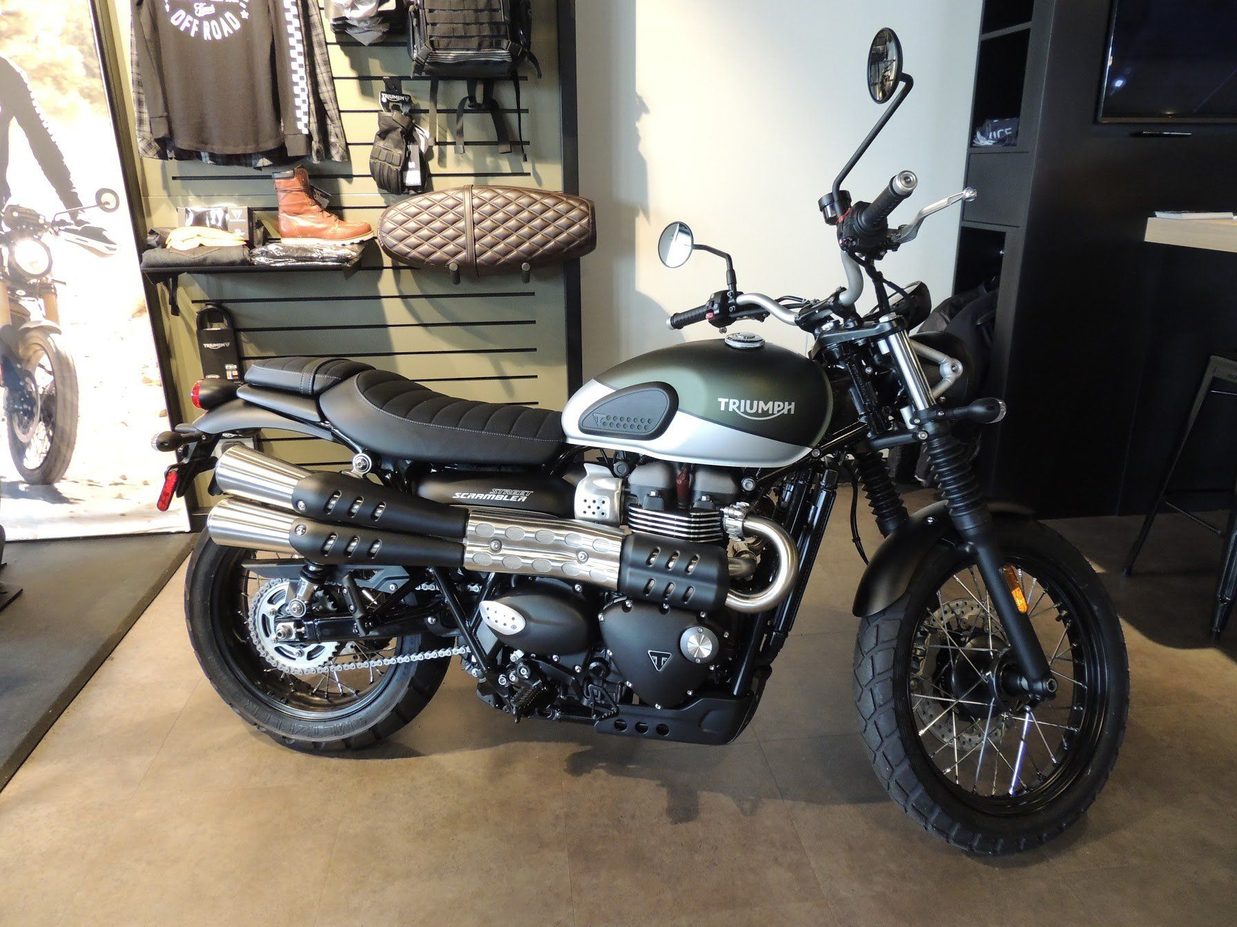 2019 Triumph Street Scrambler 900 in Shelby Township, Michigan - Photo 1