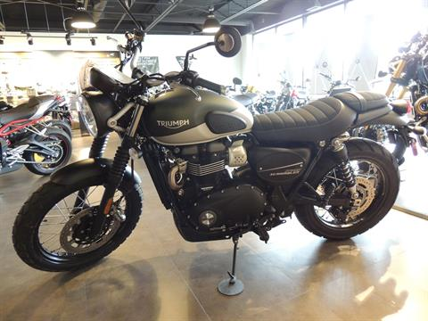 2019 Triumph Street Scrambler 900 in Shelby Township, Michigan - Photo 2