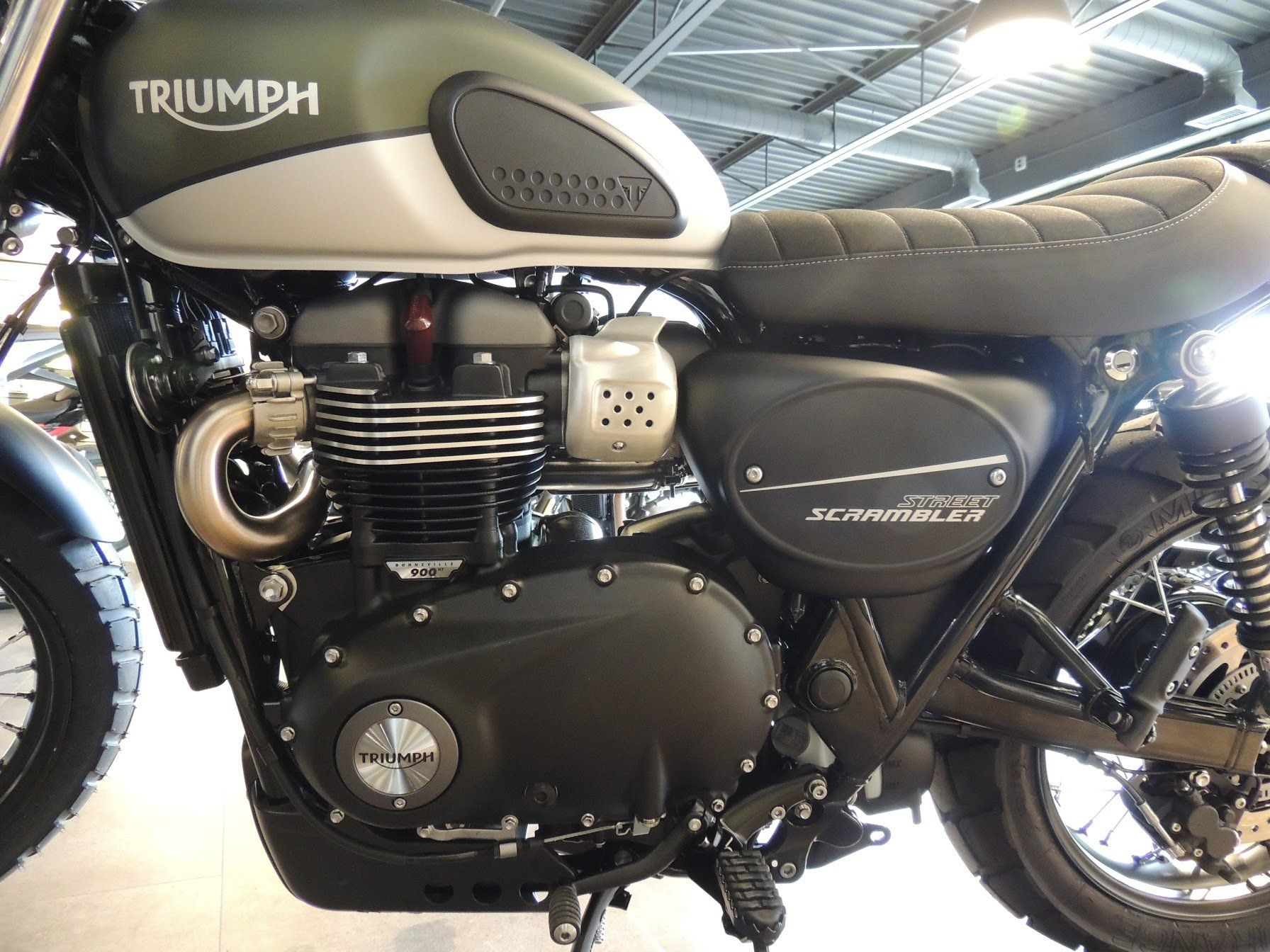 2019 Triumph Street Scrambler 900 in Shelby Township, Michigan - Photo 3