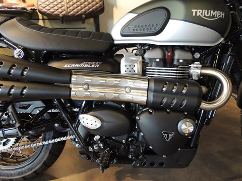 2019 Triumph Street Scrambler 900 in Shelby Township, Michigan - Photo 5