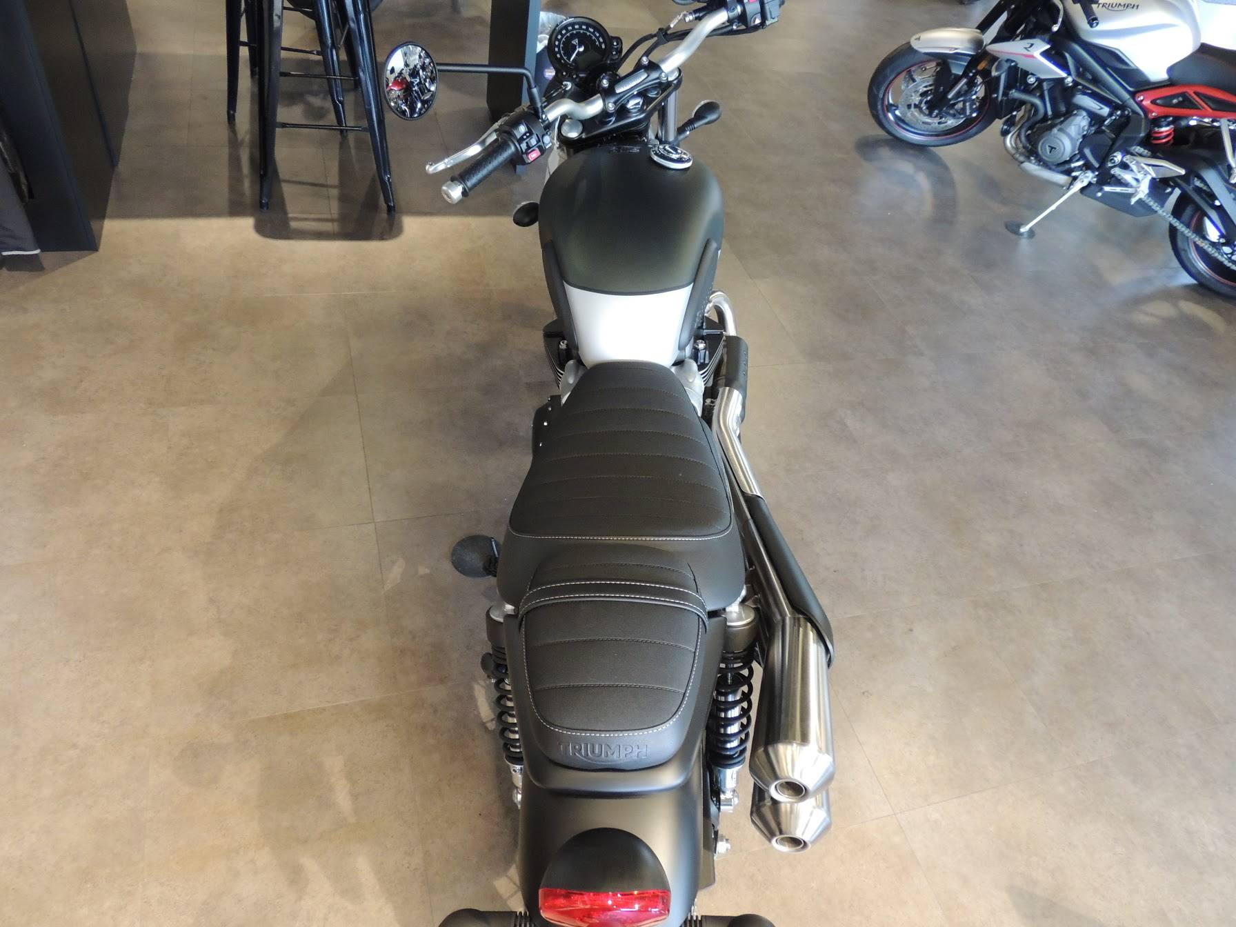 2019 Triumph Street Scrambler 900 in Shelby Township, Michigan - Photo 6
