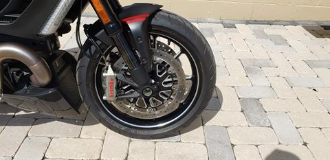 2013 Ducati Diavel Carbon in Shelby Township, Michigan - Photo 8