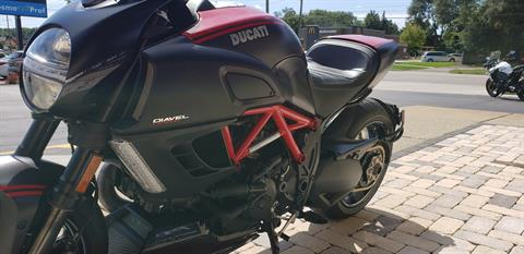 2013 Ducati Diavel Carbon in Shelby Township, Michigan - Photo 17