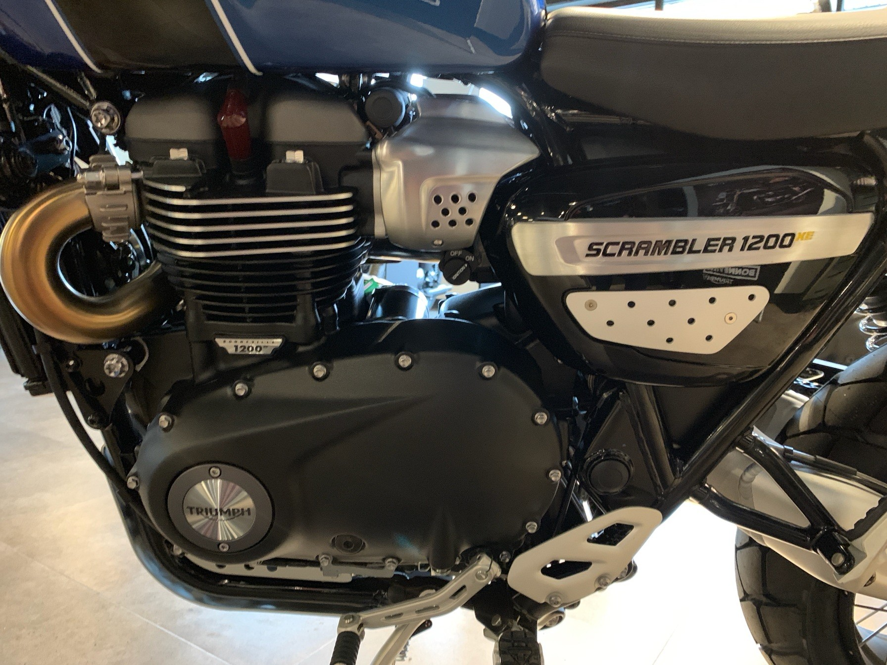 2019 Triumph Scrambler 1200 XE in Shelby Township, Michigan - Photo 3