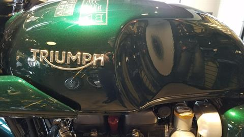 2017 Triumph Thruxton 1200 in Shelby Township, Michigan