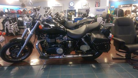 2009 Triumph Speedmaster in Shelby Township, Michigan