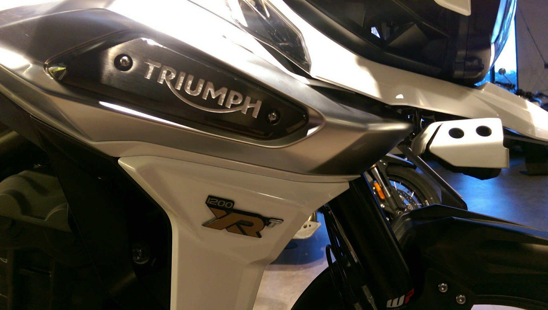 2018 Triumph Tiger 1200 XRt in Shelby Township, Michigan