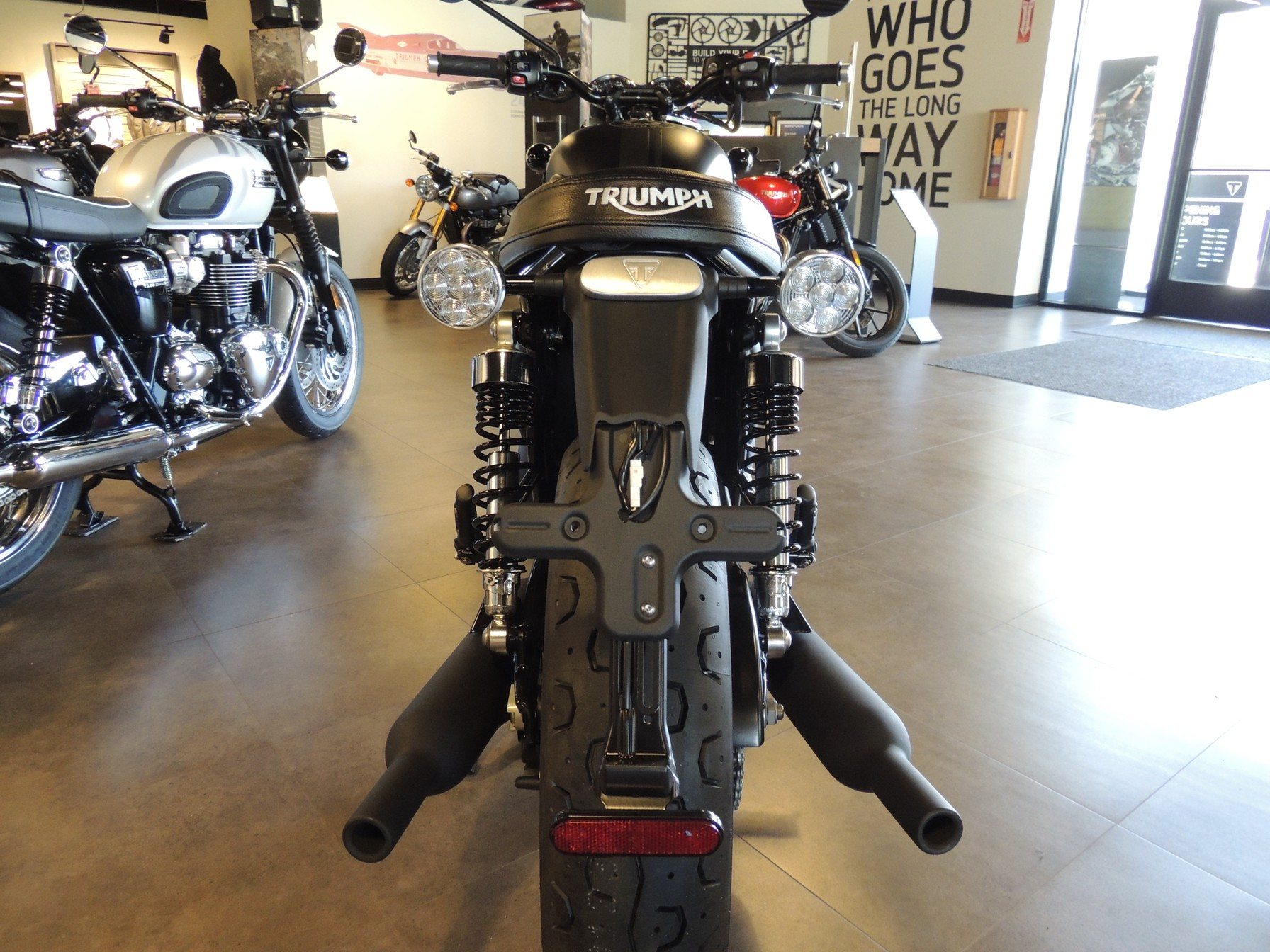 2020 Triumph Bonneville T120 ACE in Shelby Township, Michigan - Photo 7