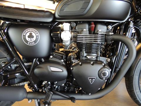 2020 Triumph Bonneville T120 ACE in Shelby Township, Michigan - Photo 4