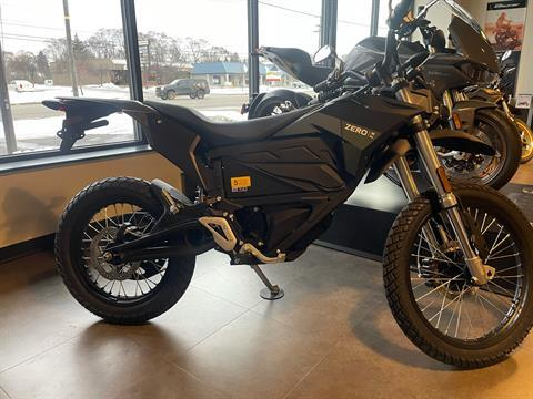 2021 Zero Motorcycles FX ZF7.2 Integrated in Shelby Township, Michigan - Photo 1