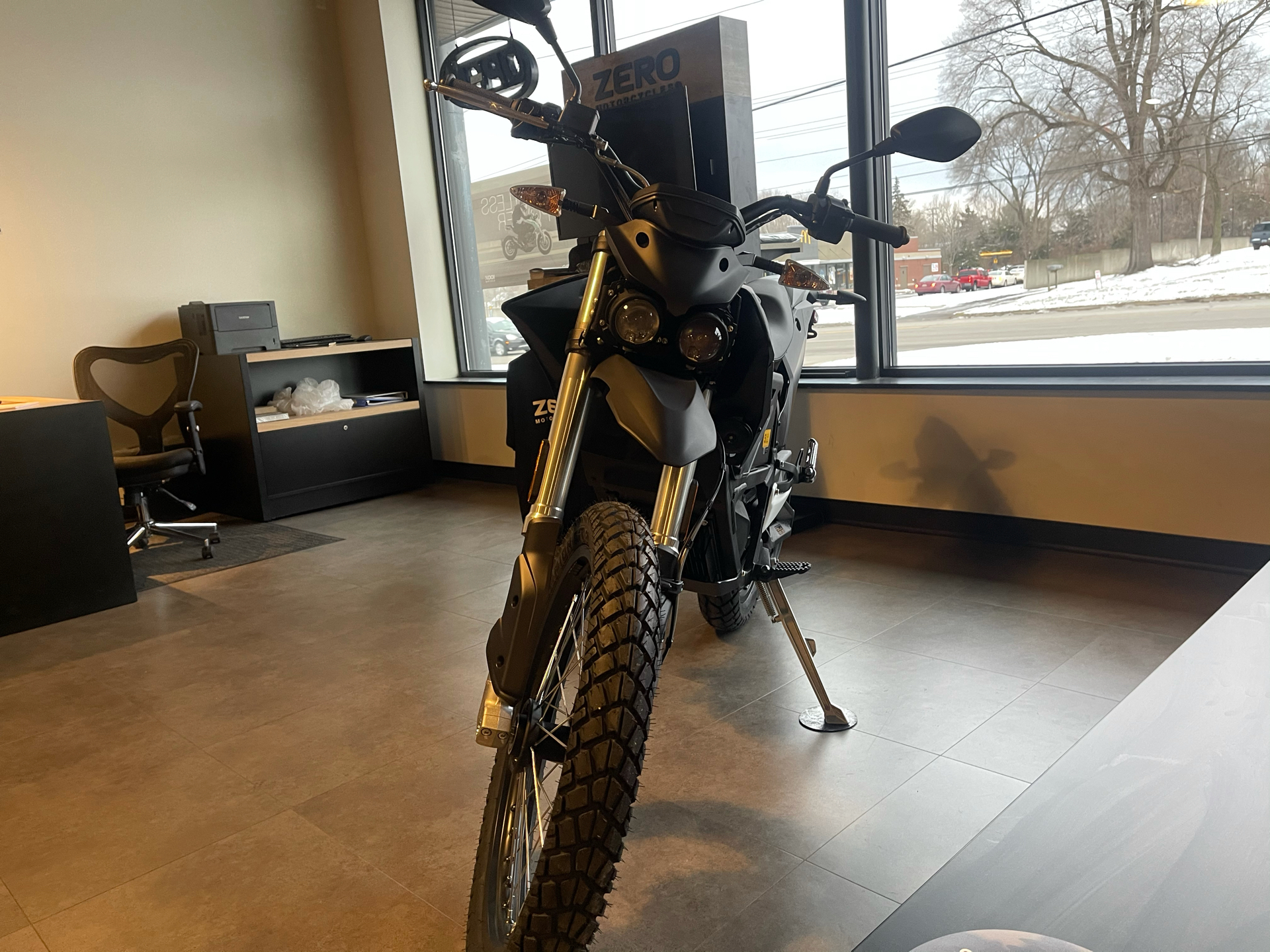 2021 Zero Motorcycles FX ZF7.2 Integrated in Shelby Township, Michigan - Photo 2