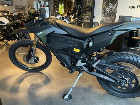 2021 Zero Motorcycles FX ZF7.2 Integrated in Shelby Township, Michigan - Photo 3