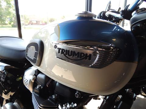 2020 Triumph Bonneville T100 in Shelby Township, Michigan - Photo 6