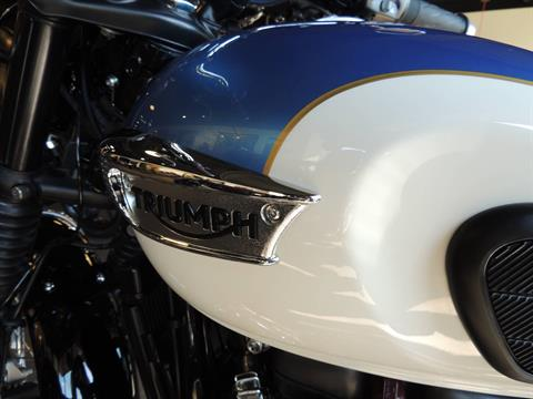 2020 Triumph Bonneville T100 in Shelby Township, Michigan - Photo 7