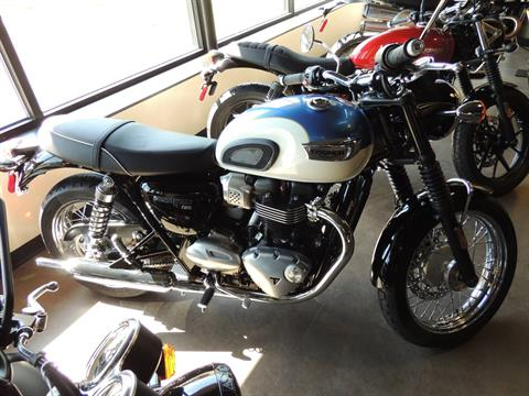 2020 Triumph Bonneville T100 in Shelby Township, Michigan - Photo 2