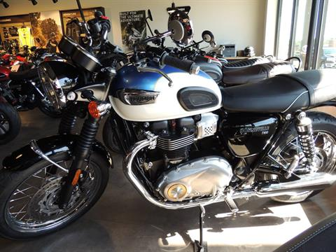 2020 Triumph Bonneville T100 in Shelby Township, Michigan - Photo 3