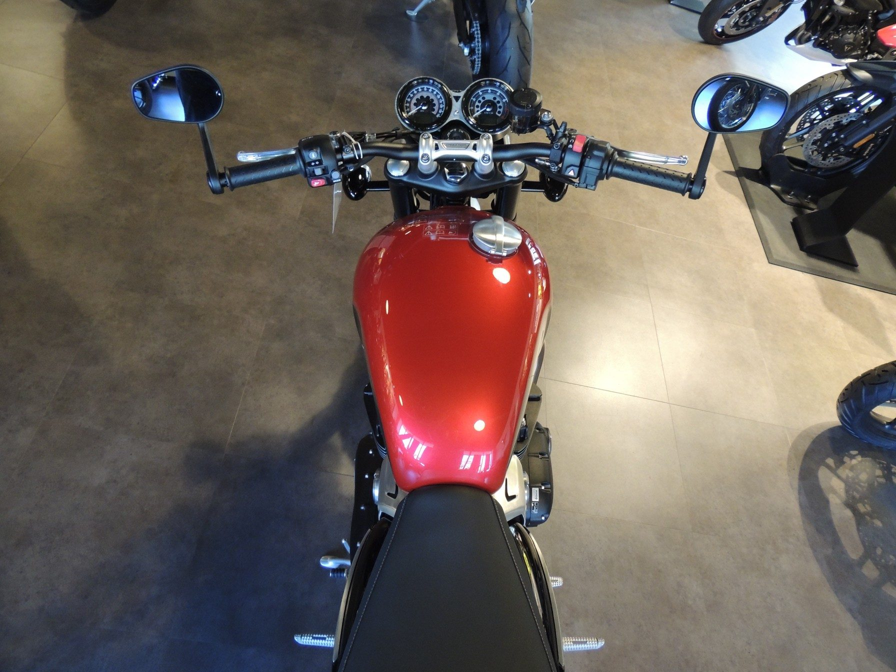 2019 Triumph Bonneville Speed Twin in Shelby Township, Michigan - Photo 9