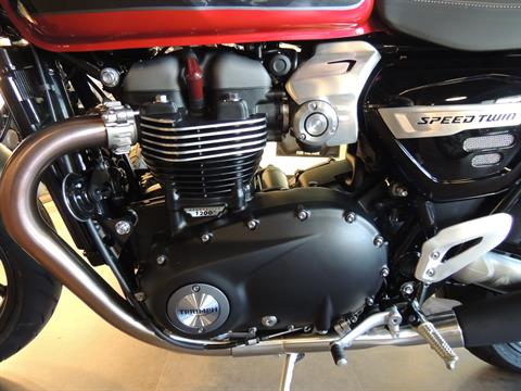 2019 Triumph Bonneville Speed Twin in Shelby Township, Michigan - Photo 4