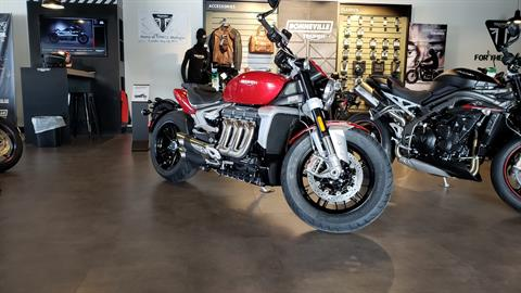 2020 Triumph Rocket 3 R in Shelby Township, Michigan - Photo 2