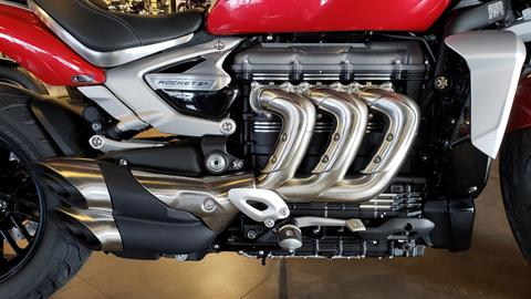 2020 Triumph Rocket 3 R in Shelby Township, Michigan - Photo 3