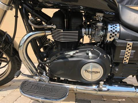 2008 Triumph Speedmaster in Shelby Township, Michigan
