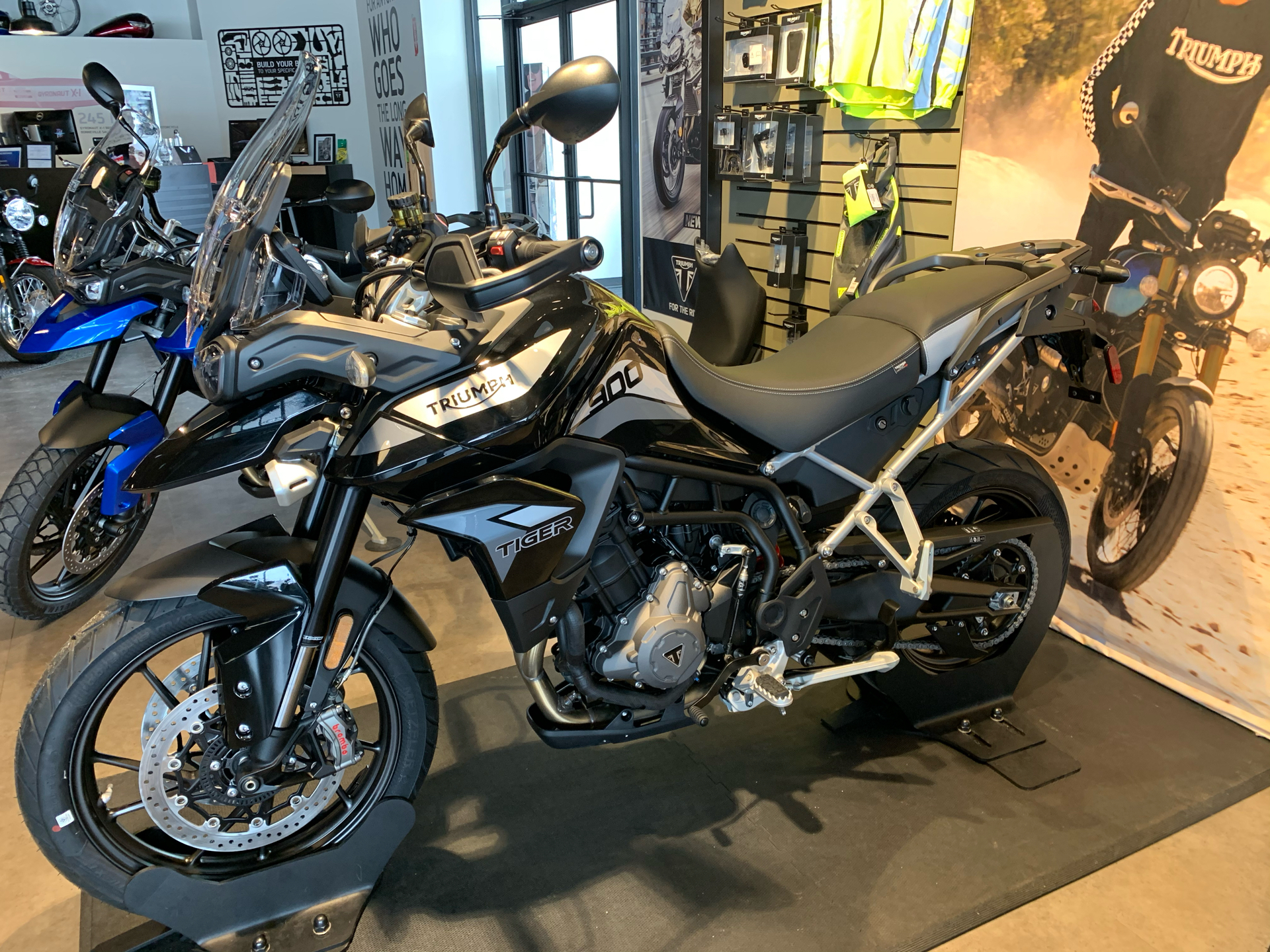 2021 Triumph Tiger 900 GT Pro in Shelby Township, Michigan - Photo 3