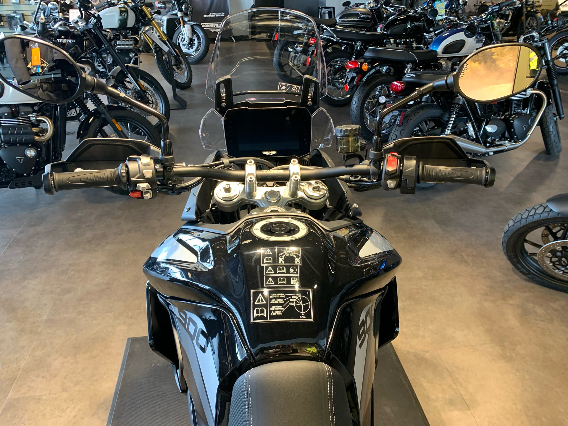 2021 Triumph Tiger 900 GT Pro in Shelby Township, Michigan - Photo 7