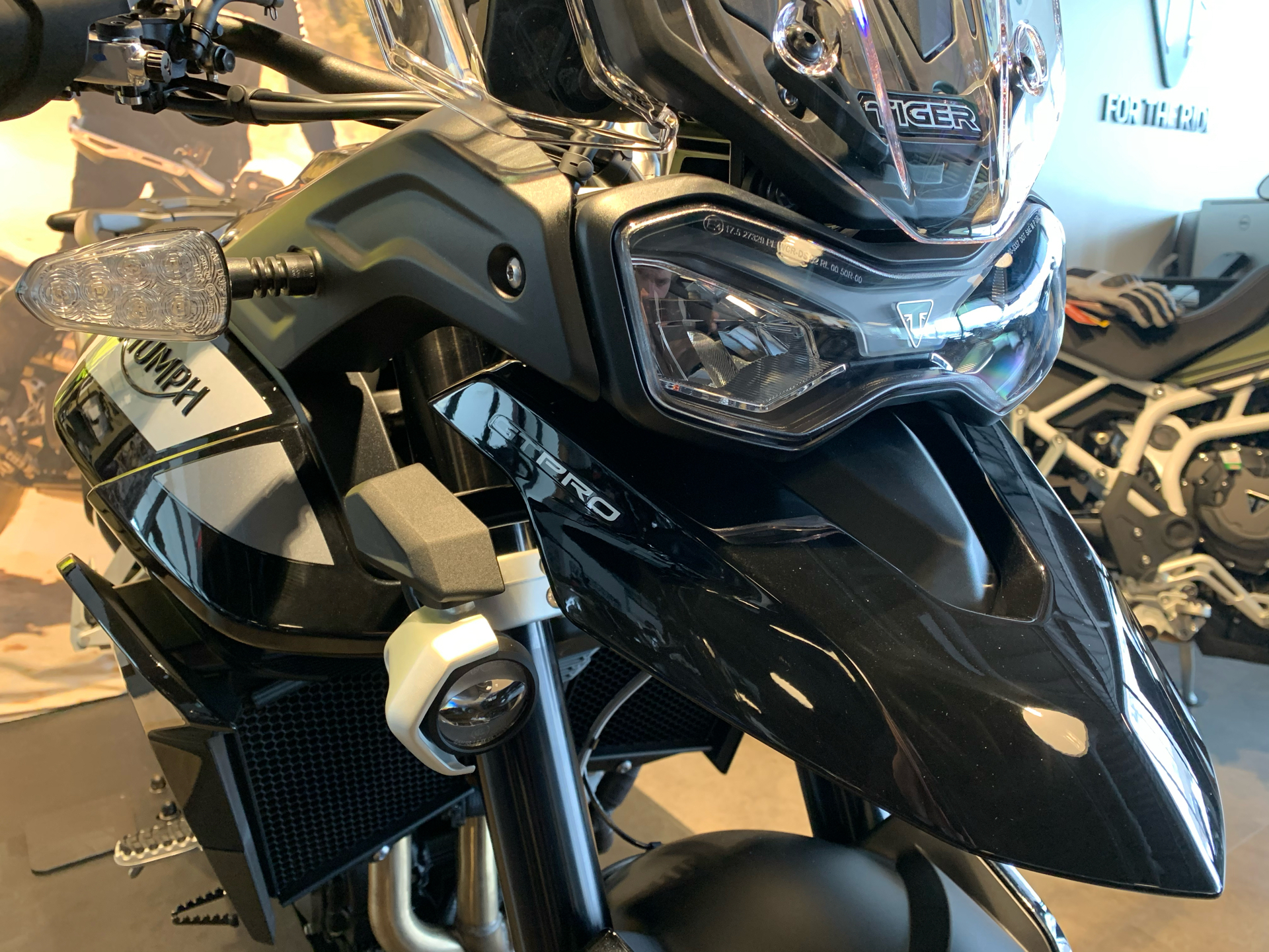 2021 Triumph Tiger 900 GT Pro in Shelby Township, Michigan - Photo 9