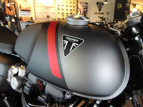 2020 Triumph Thruxton RS in Shelby Township, Michigan - Photo 8