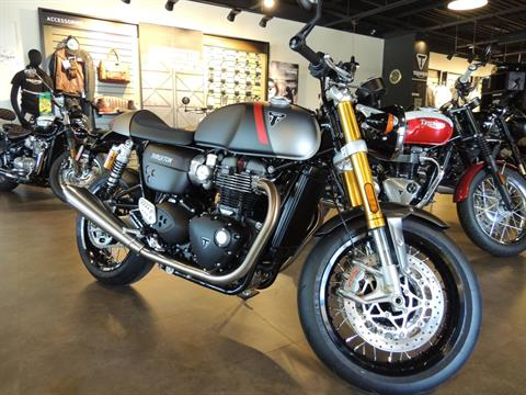 2020 Triumph Thruxton RS in Shelby Township, Michigan - Photo 1