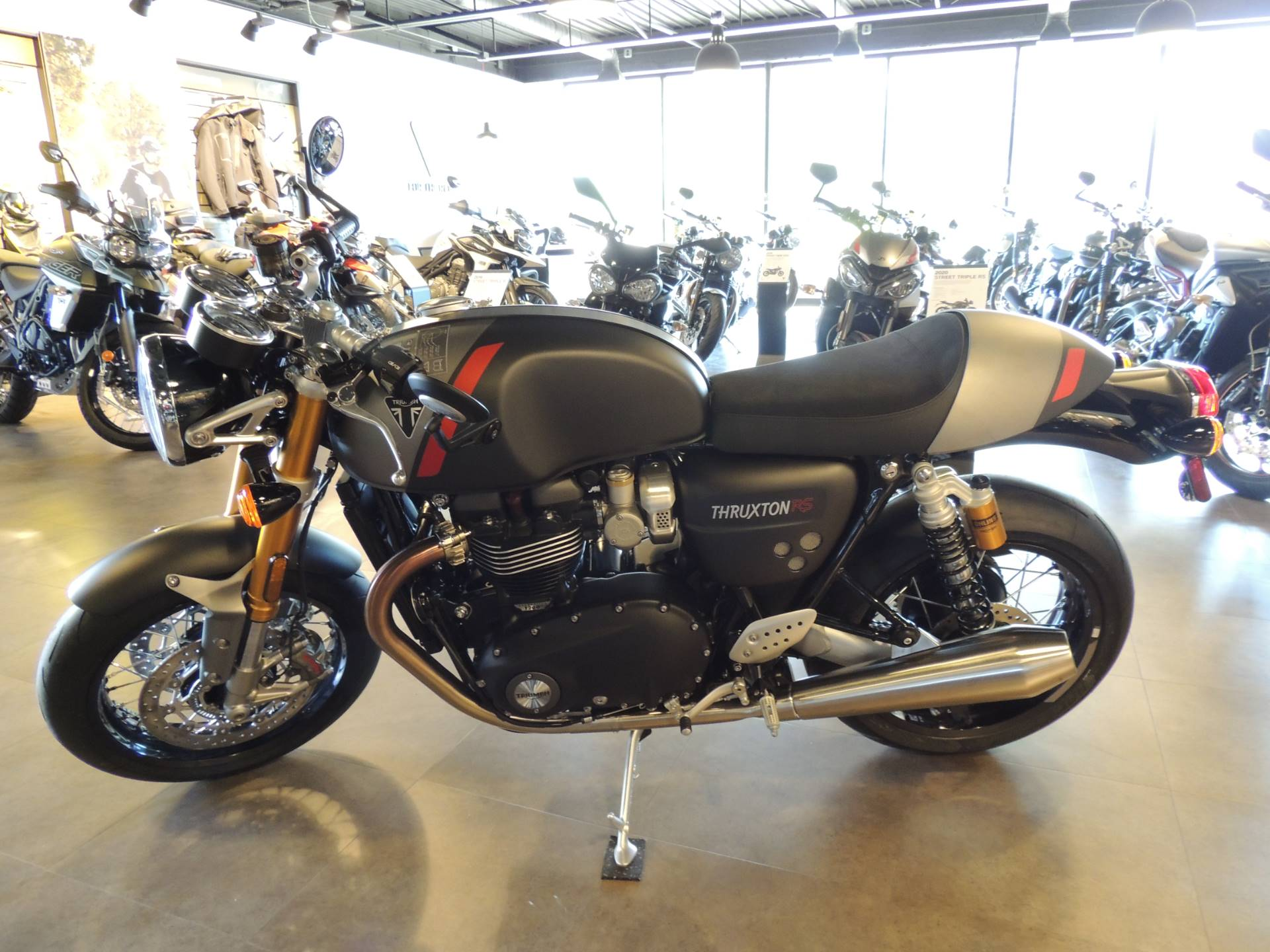 2020 Triumph Thruxton RS in Shelby Township, Michigan - Photo 3