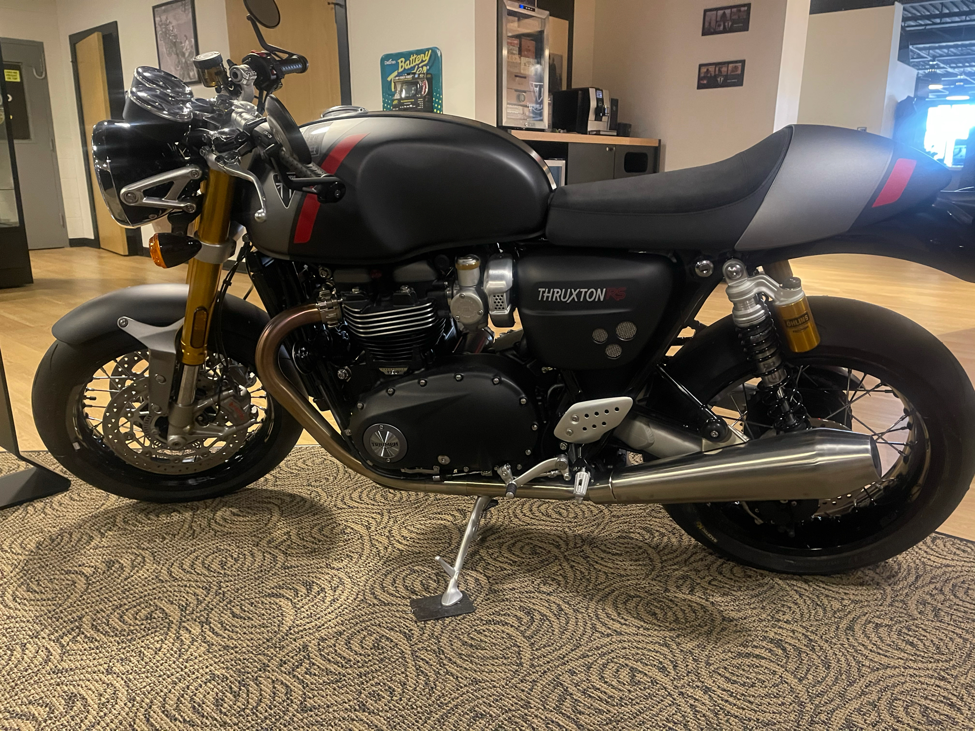 2020 Triumph Thruxton RS in Shelby Township, Michigan - Photo 2