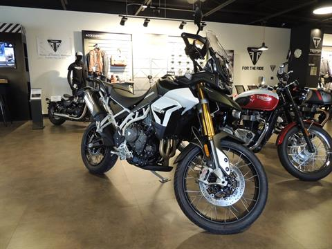 2020 Triumph Tiger 900 Rally in Shelby Township, Michigan - Photo 1
