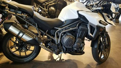 2017 Triumph Tiger Explorer XRx Low in Shelby Township, Michigan