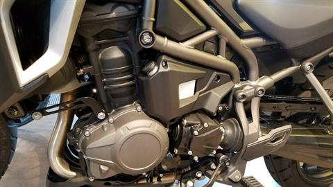 2017 Triumph Tiger Explorer XRx Low in Shelby Township, Michigan - Photo 4