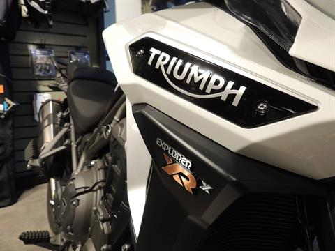 2017 Triumph Tiger Explorer XRx Low in Shelby Township, Michigan - Photo 5