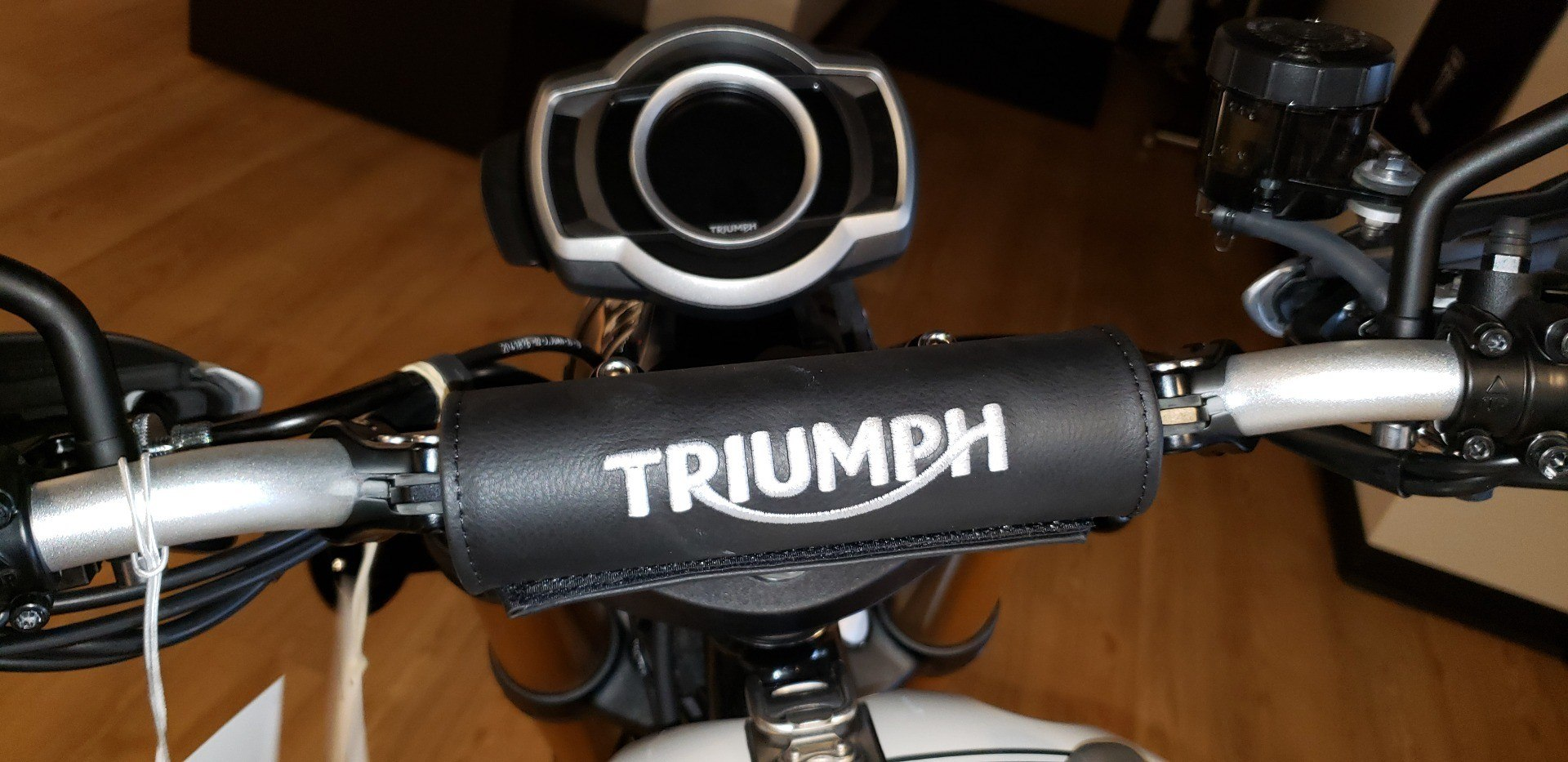2019 Triumph Scrambler 1200 XE in Shelby Township, Michigan - Photo 6