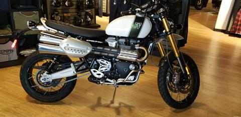 2019 Triumph Scrambler 1200 XE in Shelby Township, Michigan - Photo 1