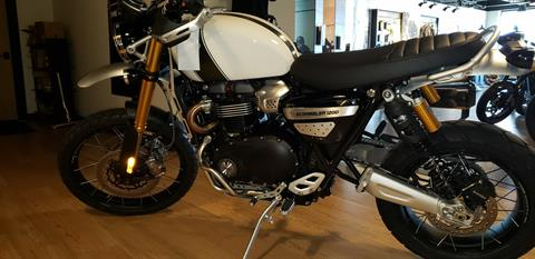2019 Triumph Scrambler 1200 XE in Shelby Township, Michigan - Photo 7