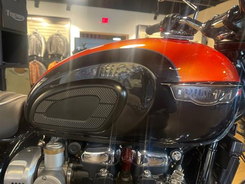 2020 Triumph Bonneville T120 in Shelby Township, Michigan - Photo 2