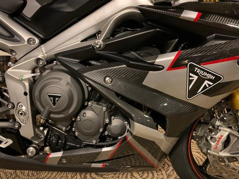 2020 Triumph Daytona Moto2 765 Limited Edition in Shelby Township, Michigan - Photo 4