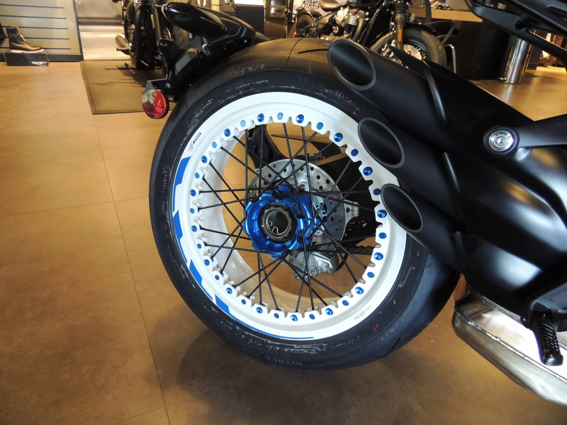 2019 MV Agusta Dragster 800 RR Pirelli in Shelby Township, Michigan - Photo 5