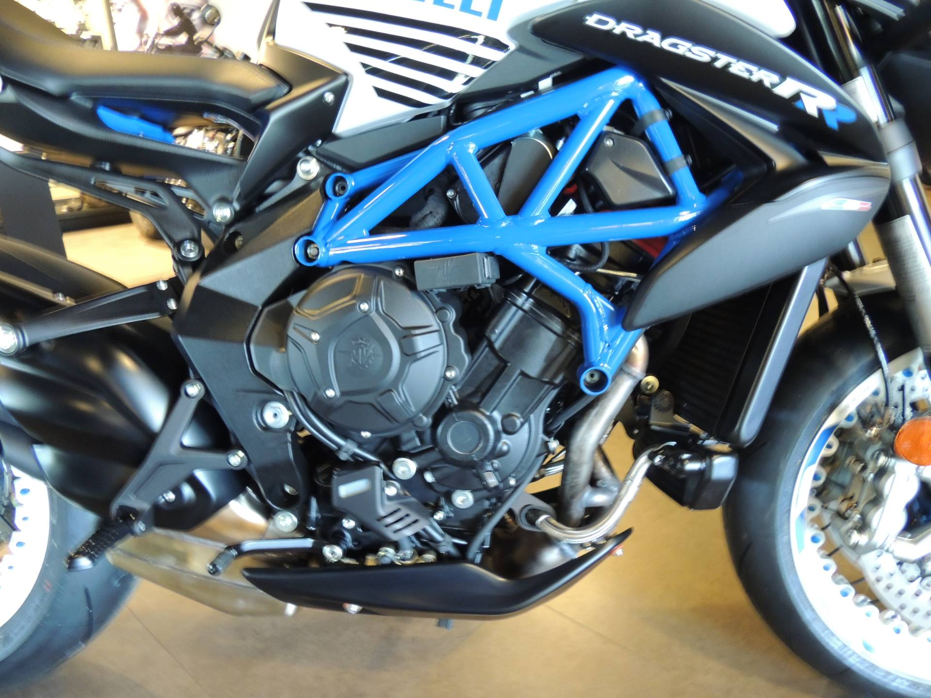 2019 MV Agusta Dragster 800 RR Pirelli in Shelby Township, Michigan - Photo 7