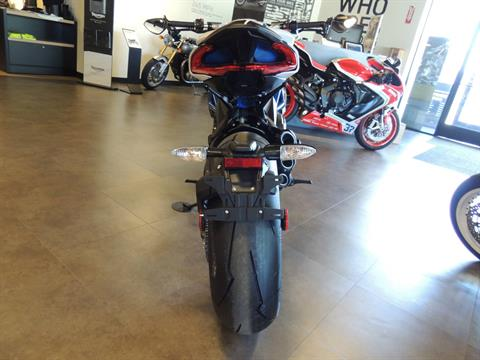 2019 MV Agusta Dragster 800 RR Pirelli in Shelby Township, Michigan - Photo 12