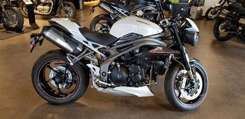2018 Triumph Speed Triple RS in Shelby Township, Michigan - Photo 1
