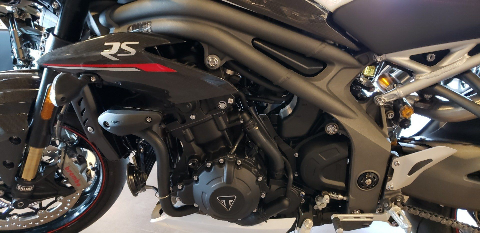 2018 Triumph Speed Triple RS in Shelby Township, Michigan - Photo 5
