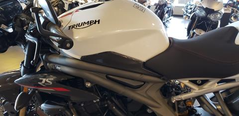 2018 Triumph Speed Triple RS in Shelby Township, Michigan - Photo 6