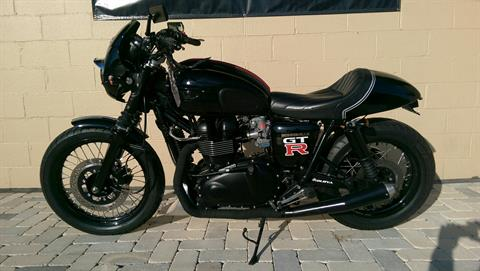 2004 Triumph Bonneville in Shelby Township, Michigan