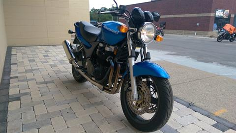 2000 Kawasaki ZR-7 in Shelby Township, Michigan