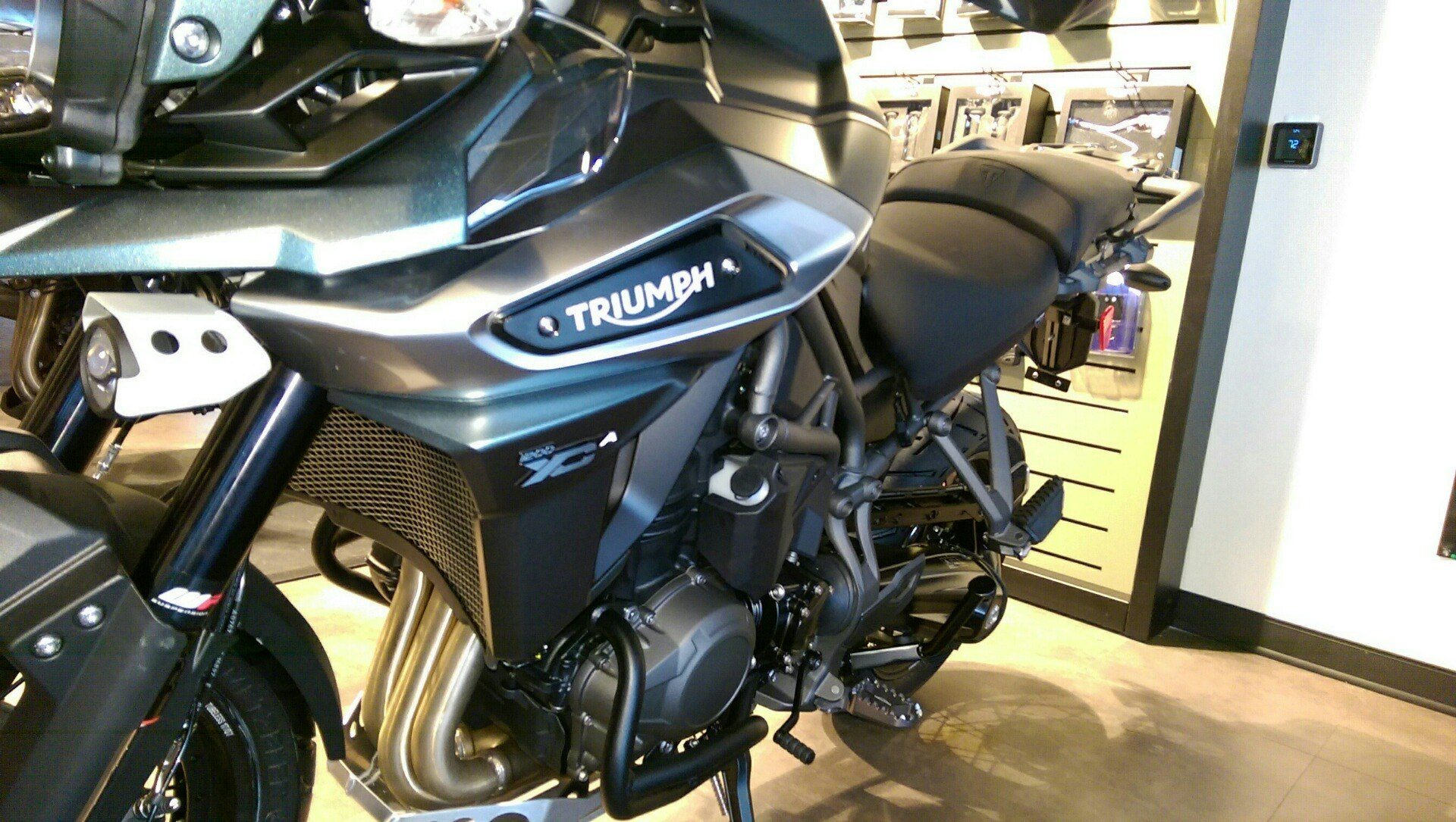 2018 Triumph Tiger 1200 XCa in Shelby Township, Michigan